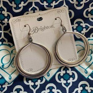 BRIGHTON Hoop Earrings NWT